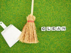 clean - 掃除をルーティンにしてしまおう!曜日別に掃除するポイントを決めちゃいます