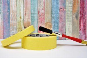 clean - マスキングテープでお手軽に汚れ防止と埃除け、家事をラクにしよう